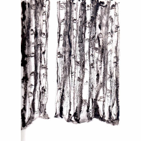 curtain:tree